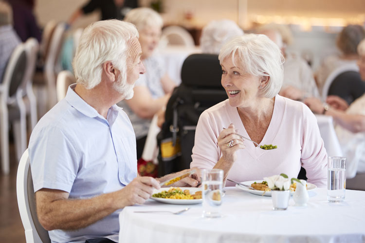 Healthy Foods for Aging Parents