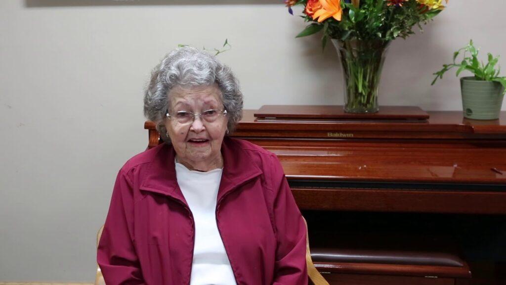 Shirley Testimonial