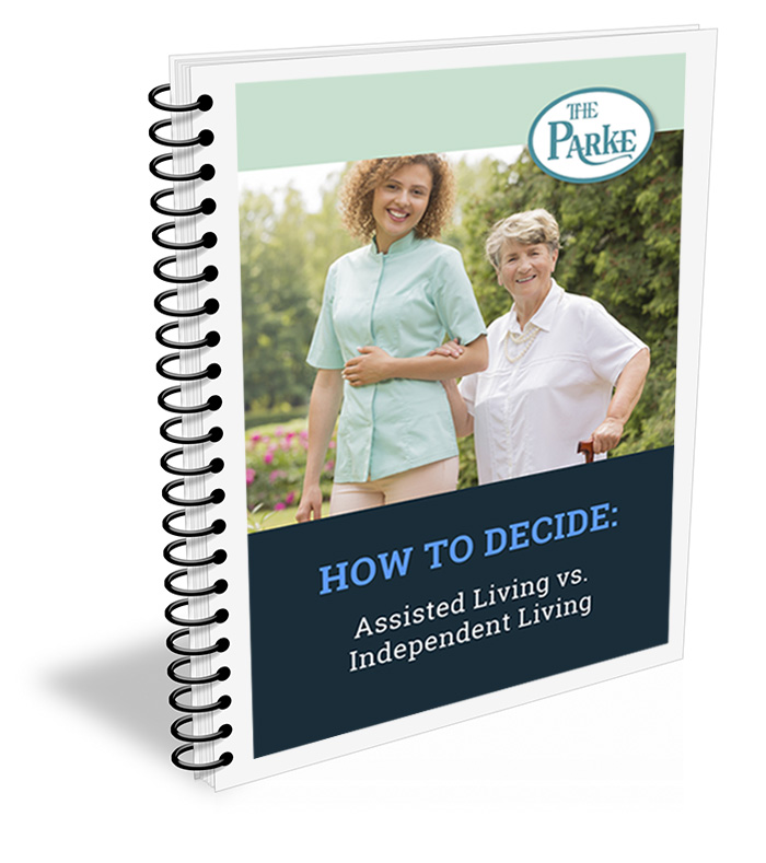 Tulsa Assisted Living | The Parke Ebook