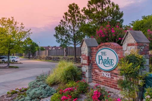 The Parke Sign